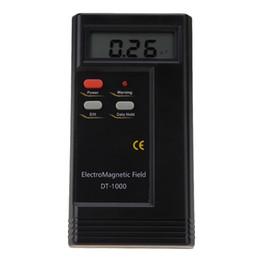 Professional DT-1000 Digital LCD Electromagnetic Radiation Detector EMF Meter Dosimeter Tester DT-1000 DT1000