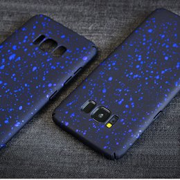 Wholesale New Fashion Phone Case Cover for Samsung S8 Plus Glitter Case for iPhone 6 6 Plus Hard PC Capa Coque