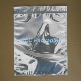 2017 bolsas de embalaje reutilizables 30 * 40cm Aluminum Foil / Clear Válvula de cierre hermético Zipper Bolsa de plástico de embalaje Zip Lock Ziplock bolsa auto-sello de almacenamiento Polybag bolsa bolsas de embalaje reutilizables outlet