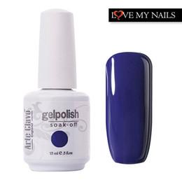 Wholesale Best Price Arte Clavo ml Colors Nail Art UV Led Gel Nail Soak Off Colored UV Gel Polish