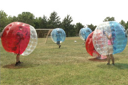1.5m Clear Inflatable Human Hamster Ball For Adults Bubble Soccer Ball Zorb Balloon Bumper Ball For Football