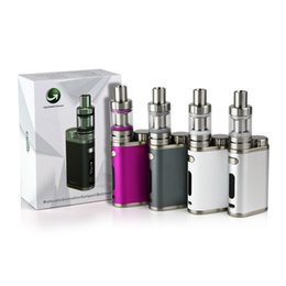 100% Original Eleaf iStick Pico 75W Starter Kit VW Bypass TC TCR Modes and Upgradeable Firmware iStick Pico Box mod