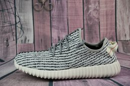 Wholesale 2017 Cheap Discount Y Boost Y Sneakers Kanye Milan West Running Shoes Online for Men Fashion Trainers Shoes With Box