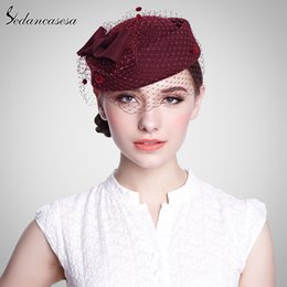 Wholesale Bere Fashion French Hat Beret White Khaki Wine Red Women Cute Australia Wool Berets With Mesh Quality Boinas Cap TS017001