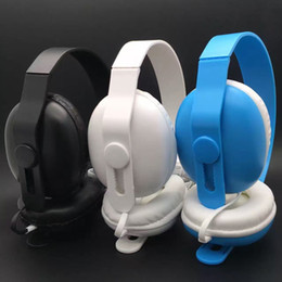 Wholesale Noise Cancelling Headphones Casque Audio Portable Folding Bass Stereo Headset Noise Cancelling HiFi Colorfor Earphones Online Best Earbuds