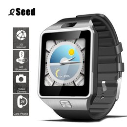Wholesale QW09 WiFi G Smart Watch Android Dual Core Bluetooth Smartwatchs Camera Weather Broadcast GPS Internet Browser Wristwatch for IOS Android
