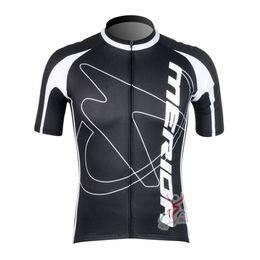 Manga caliente de ciclo de ciclo de la camisa de la manga de Jersey de Mérida 2017 Tour de francia de los hombres que completa un ciclo la ropa de ciclo de la bici de la ropa del ciclismo de la ropa de la bici B2305 desde ciclismo camisa de mérida fabricantes