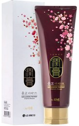Wholesale LG ReEn Yungo First Hair Cleansing Treatment Shampoo health care Clear dandruff Charming lasting aroma Red ml