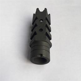 Wholesale muzzle brake for AK thread M14 STEP LEFT