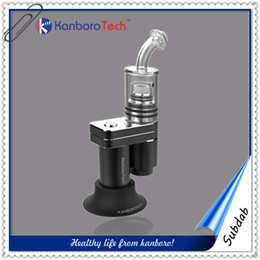 Wholesale kanboro nail thread use for box mod best wax colourful atomizer Private label e ciga subdab and temperature control for save power
