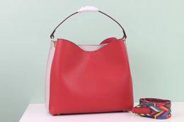 Hot! 2017 fashion new brand High Quality leather ladies handbag handbag shoulder bag M44016 promotional discount wholesale