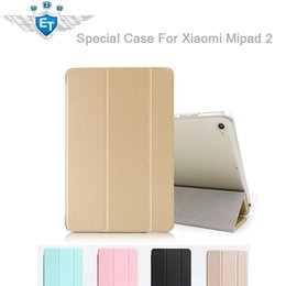 Wholesale Special Flip Case For Xiaomi Mipad Intel Atom X5 Full Metal Body Tablet PC Inch Leather Case