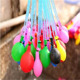 Juegos para niños en venta-Fácil rápido y seguroWater Globo Juguete Montón de globos Amazing Kid Magic Globo de agua bombas Juguetes llenado de agua Ballons Juegos Decoración para niños