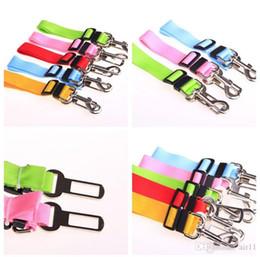 Wholesale Dropship Chien réglable chien de sécurité pour chien de sécurité pour animaux LEADS Leash Clip nouveau en stock