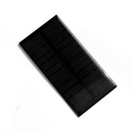 Wholesale High Quality W V MA Mini Solar Cell Monocrystalline Solar Panel Solar Module DIY Solar Charger MM