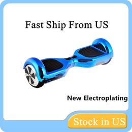 Electric Scooter Hoverboard Electric Scooter Smart Balance Wheel Drifting Board Self Balancing Skateboard US Fast Shipping