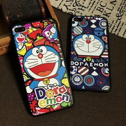 Wholesale New Various D Cute Animals Cartoon Animals Cartoon Soft Silicone Case Graffiti Painted Wall Art And Black White Stripes For iPhone s s