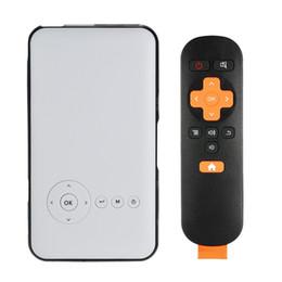 Acheter en ligne Complète android-Grossiste-2016 WEJOY DL-S6 Android 4.4 Projecteur de cinéma maison Full HD 1080P DLP HDMI LED 4K Quad-core