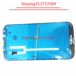 10pcs Original Middle Housing Chassis Bezel Plate Front Frame For Samsung Galaxy note 2 n7100 n7102