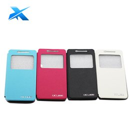 siswoo c55 leather case protective cover case PU Flip case For siswoo c55 5.5Inch Mobile Phone