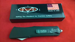 Wholesale Microtech knife NEWF Chinese manufacturing auotmatic comb