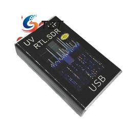 Wholesale HAM Radio Receiver Software Defined Radio KHz GHz Full Band UV HF RTL SDR USB Tuner RTL2832U R820T2