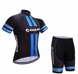 2017 New Arrival Cycling Jersey Set Short SleeveCycling Clothes With Cycling Jersey+Padded Bib None Bib