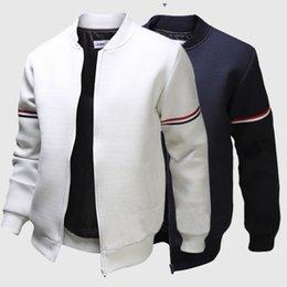 2017 autumn and winter recreation ribbon decorative collar coat jacket men cultivating fashion