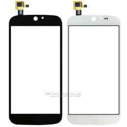 Wholesale quot Black White TP for Acer Liquid Jade S55 Touch Screen Digitizer Glass Panel Replacement Part No LCD Tools