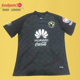 Wholesale 2016 Merixo Liga MX Club America Soccer jerseys Retro Maillot De Foot Años Centenario Pink Black Yellow Red Football shirts