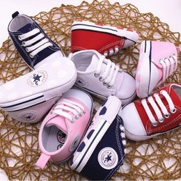 Wholesale Best Sale Kids Baby Sports Shoes Boy Girl First Walkers Sneakers Baby Infant Soft Sole non slip walker Shoes M