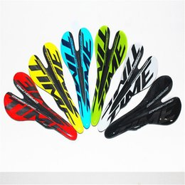 Hot sale !!! bicycle glossy carbon saddle top version seatpad mountain bike full carbon saddle road bicycle MTB front sella se