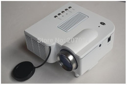 Vente en gros-UC28 Pas cher Mini LCD Portable LED pico Projecteur avec VGA micro HD projecteur projecteur de jeu vidéo ATCO Free drop shipping cheap video games on sale à partir de jeux vidéo bon marché fournisseurs