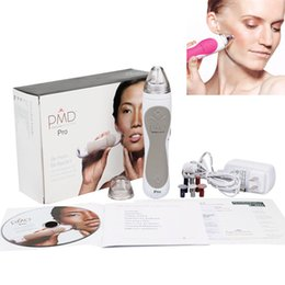 Wholesale 2015 PMD Pro Skin Care Tools Personal Microderm Pro PMD Portable Beauty Equipment Device Au UK UA Canada DHL Free