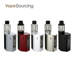 Wholesale 100 Original Wismec Reuleaux RXmini Kit mAh built in battery W high power output with top filling system and bottom airflow control