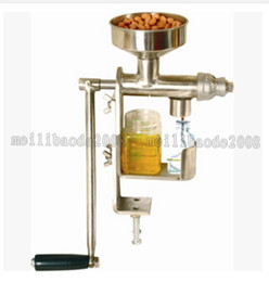 Wholesale new Manual Oil press machine oil expeller Stainless Steel food grade MYY