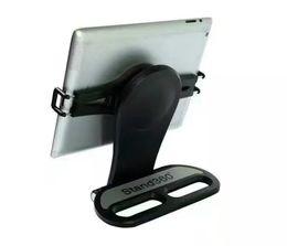 Promotion vent mount gps Universal Air Vent téléphone Mount 360 degrés voiture rotative titulaire pour ipad 2/3/4/5 ipad mini