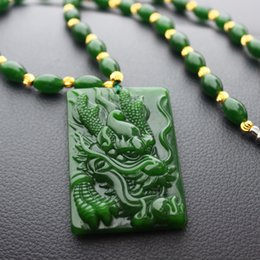 Chinese Beautiful Natural Jadeite Pendant Gift Best Offer Free Christmas Gift AA13