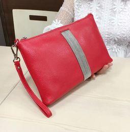 Promotion chaîne grand sac Usine de vente de sac à main d'automne nouvelle élégante ladys sac à main en cuir de la chaîne en cuir porté à grande capacité seule femme épaules