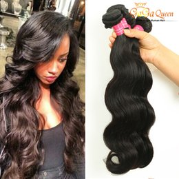Brazilian Body Wave Wet And Wavy Virgin Brazilian Hair 3 Bundles Brazilian Human Hair Weave No Shedding and Tangle Free