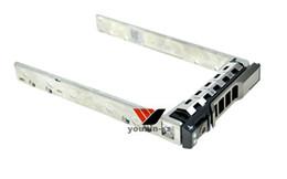 G176J 2.5'' SAS SATA HDD Hard Drive Tray Caddy + Screws for DELL R610 R710 R810