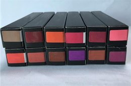Wholesale Retail Ana Beverly Hills Matte Liquid Lipstick Ana makeup Liquid Lip Gloss colors from imgirl store