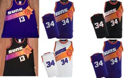 Wholesale Basketball Jersey Top New Summer Sweat Shampoo Glove Classic Men Sleeveless Phoenix Outdoors Professional Basketball Wear