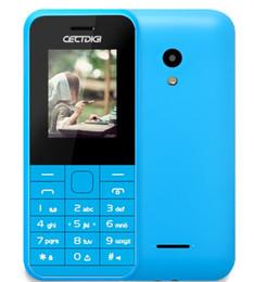Wholesale 2016 Original Brand Cell Phone Unlocked Bar Mobile Phone Dual Sim Long Standby Flash Light FM Radio Old Men Phone Russian Menu