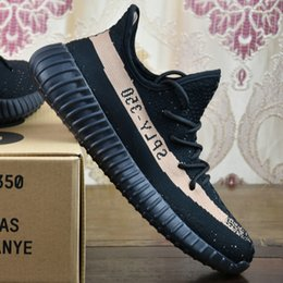 Wholesale 2017 Adidas Originals Yeezy Boost V2 Best Running Shoes Men Women New Good Quality Cheap Sneakers Size With Box