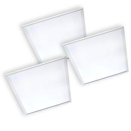 600x600m водонепроницаемые светодиодные индикаторы панели освещения 2FT х 2FT Downlight Lampara Потолок 40W SMD 2835 для офиса отеля Крытый Открытый лампы CE РОШ от Производители lampara панель