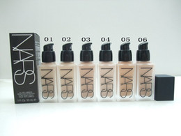 Wholesale Brand makeup Face And Body Foundation New arrive All Day Luminous Liquid ml dhl