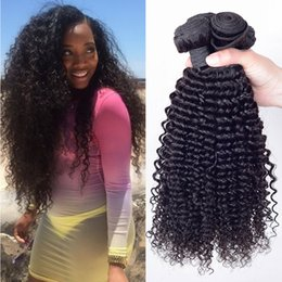 Promotion 24 profonds faisceaux de cheveux bouclés Cheveux vierges brésiliens non transformés Deep Wave Maxine Cheveux bruns bruns brésiliés 3 Bundles Cheveux bruns aux cheveux bruns et bruns brésiliens