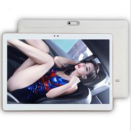 2017 ips tableta al por mayor Venta al por mayor- Tablet PC 10 pulgadas MT8752 Android 5.1 3G 4G LTE SIM dual teléfono llamada 1280x800 IPS 4G 64G Tablet PC GPS Bluetooth ips tableta al por mayor Rebaja