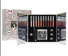 Wholesale Newest Kylie Cosmetics Holiday Collection Big Box PREORDER INTERNATIONAL Holiday Collection big box